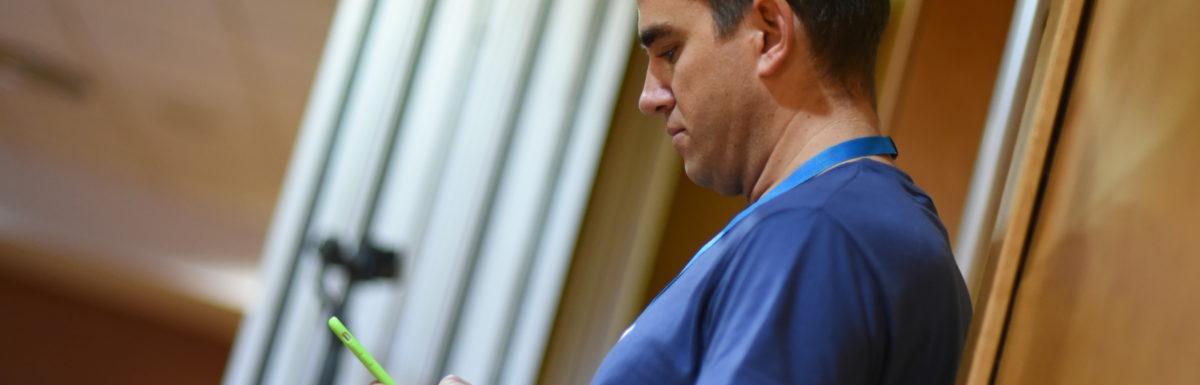 Fotos de la WordCamp Granada de Pablo Moratinos