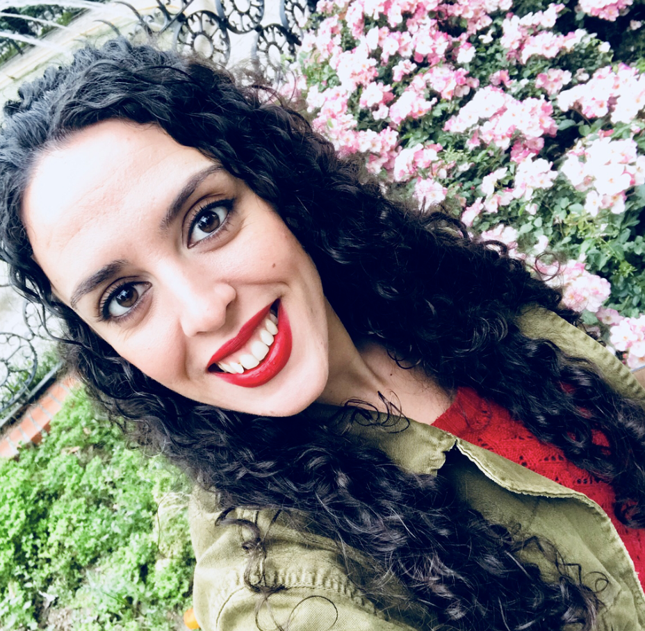 Anabel Sánchez - Community Manager