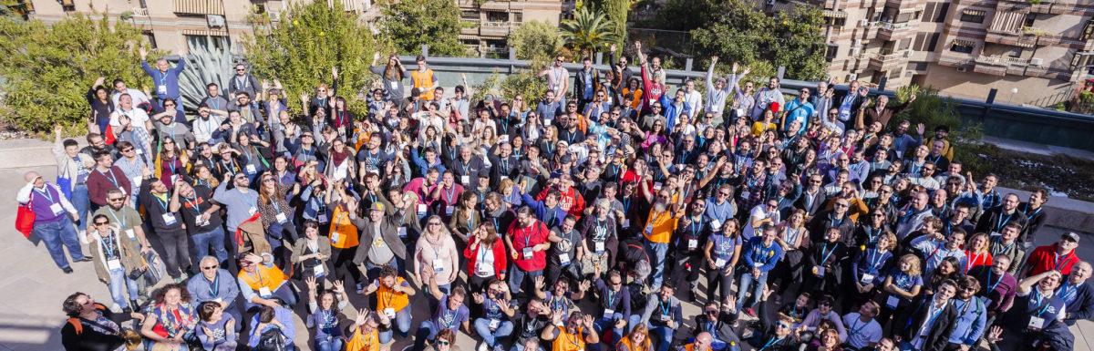 Coordinando la próxima WordCamp Granada 2019