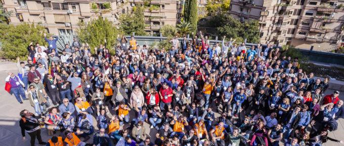 asistentes wordcamp granada 2018