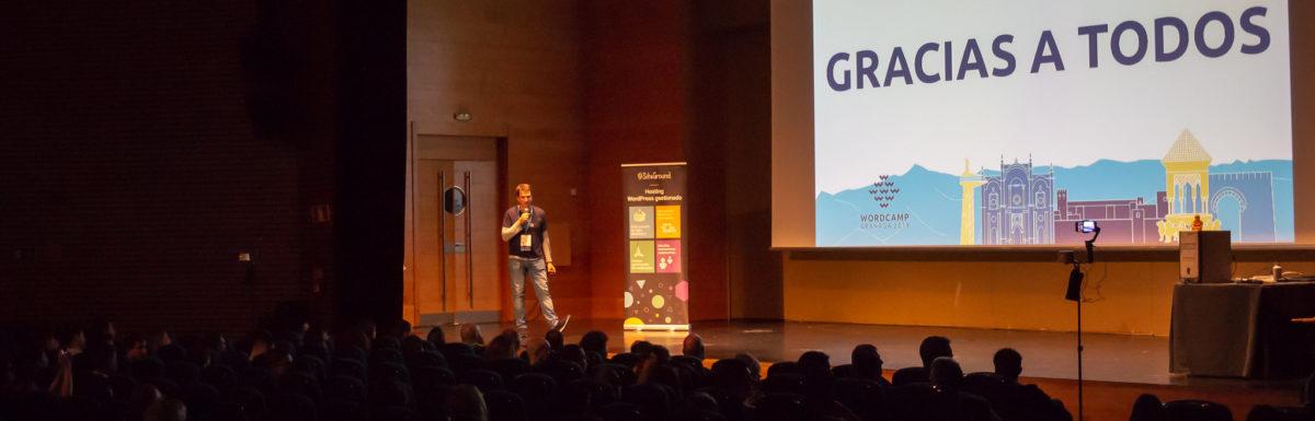 Bienvenida y Cierre de la WordCamp Granada 2019
