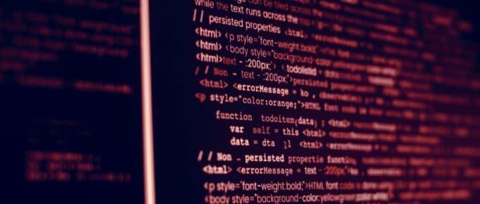 codigo html desarrollo web