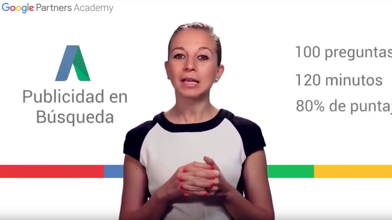 Material Preparación Certificación Google Ads Video