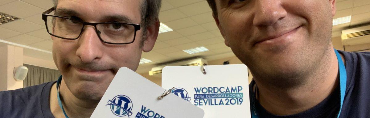 Nos colamos con la WordCamp Granada en el podcast premium de Sabandijers