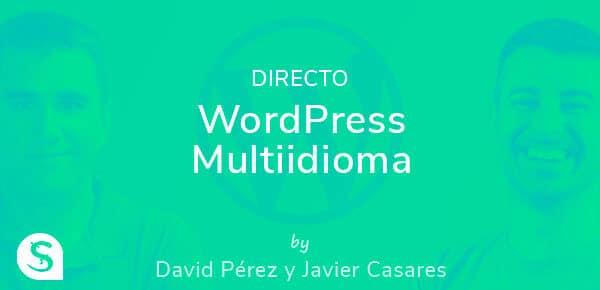 directo wordpress multiidioma