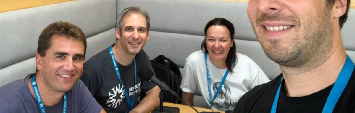 Hablamos de la WordCamp Granada en el podcast desarrollo web Freelandev