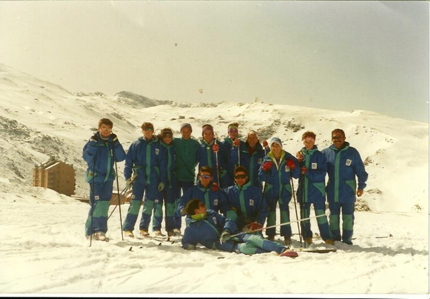 Equipo Competición Esquí de Fondo
