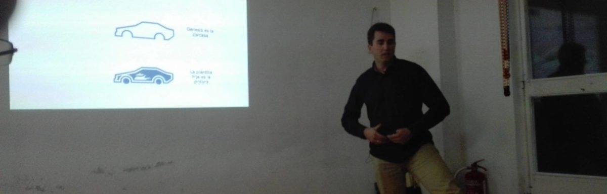 Charla Introducción a Genesis Framework