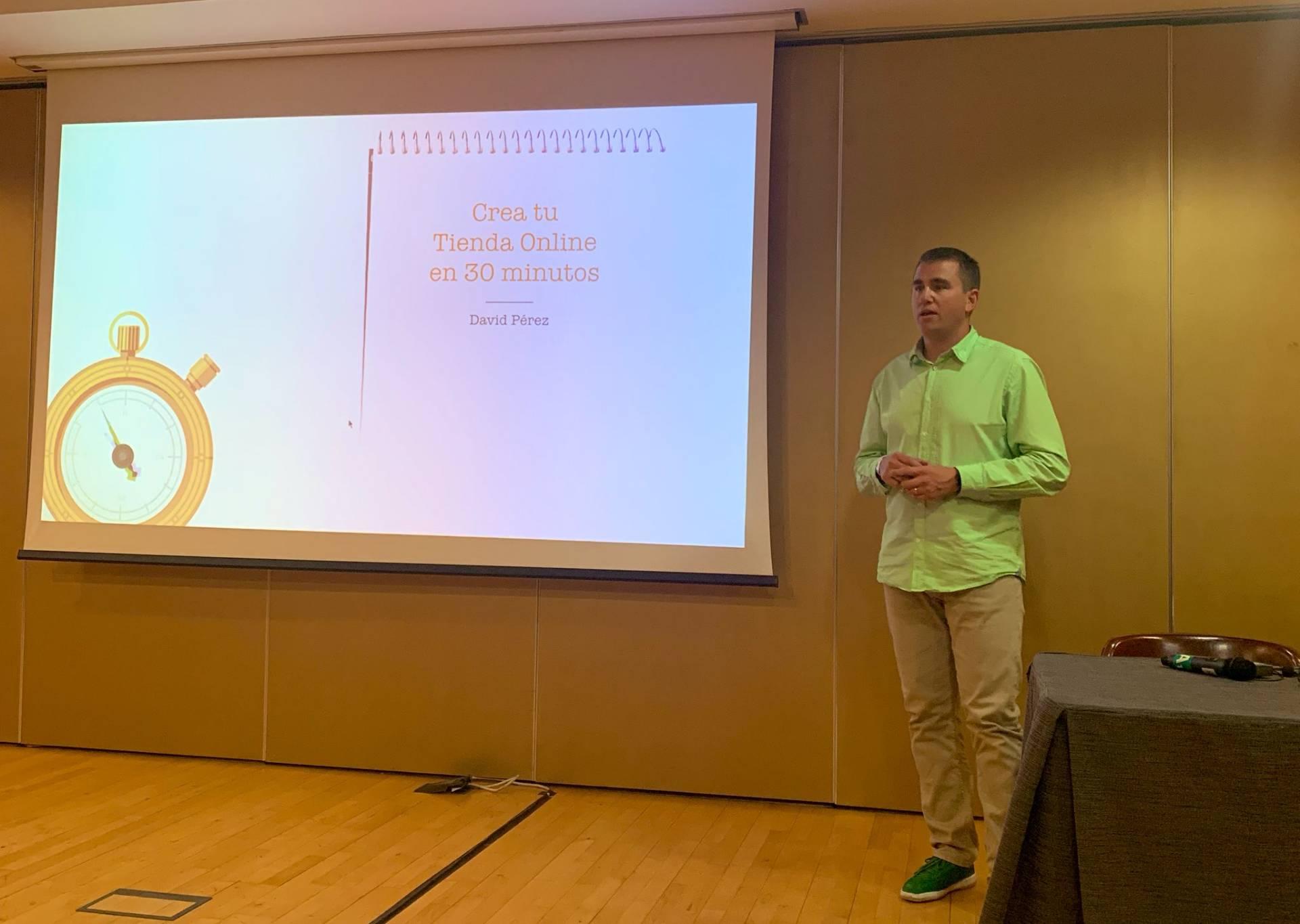 Ponencia WordPress para Enterprises en South Tech Week '19